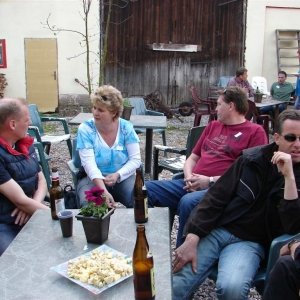 Meeting Dolni Lanov 29 april